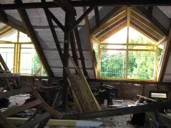 große Dachgauben bauen