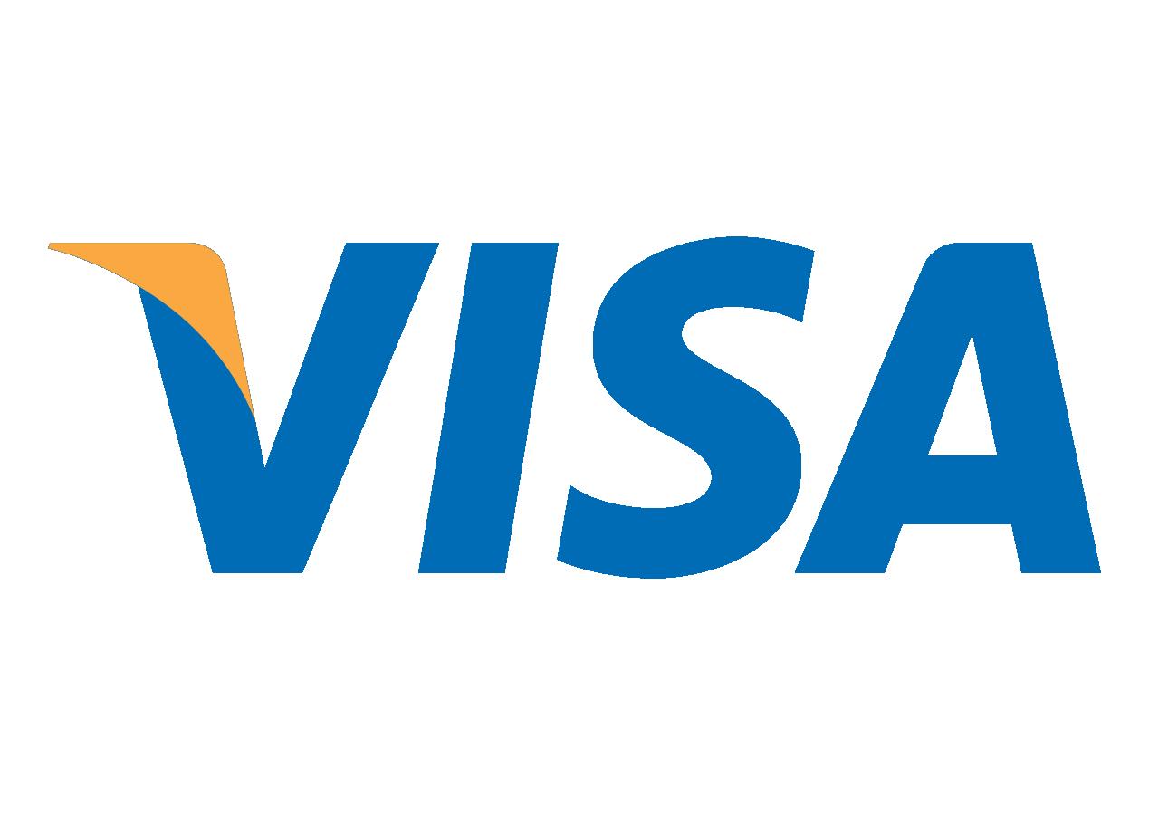 visa credit card logo vector vector logo download pinterest rh pinterest com