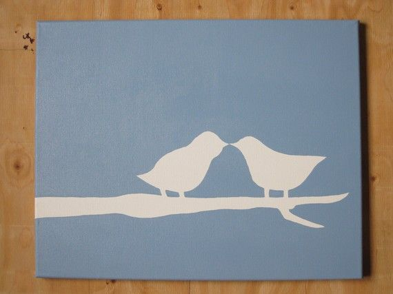 Simple Easy Canvas Painting Ideas For Beginners