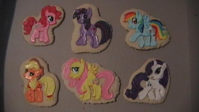 My little cookies