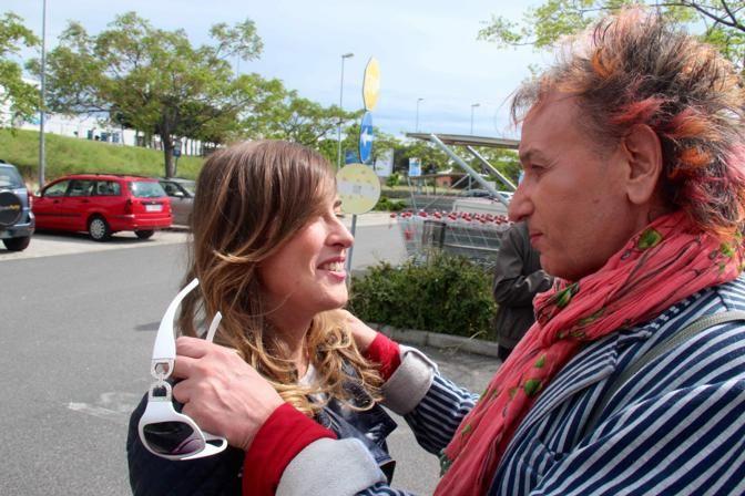 piṅgapā: La posa del caffè e la psicanalisi 11 ▌La mano e l'aria che tira a Livorno, Beckett