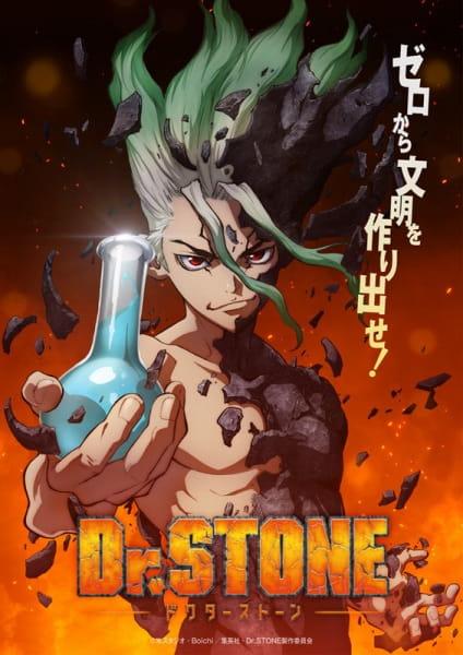 جميع حلقات انمي Dr Stone مترجمة اون لاين Hd انمي 2001 Cartoon Online Anime Manga Vs Anime