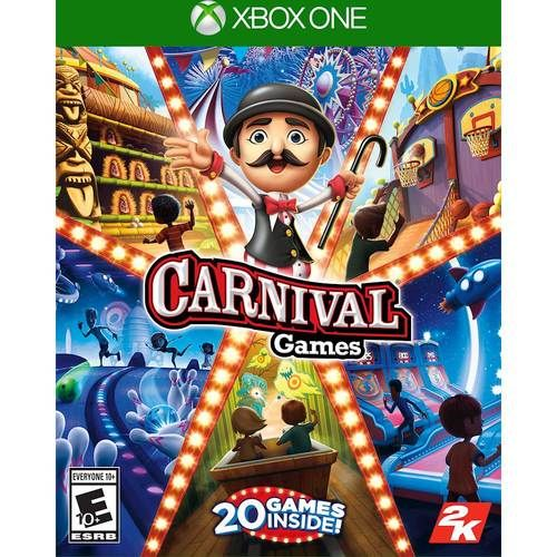 Carnival Games Xbox One Xbox One Games Carnival Games