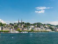 أفضل 10 أنشطة سياحية في سويسرا بالصور والفيديو الهجرة معنا Coastline Beach Outdoor