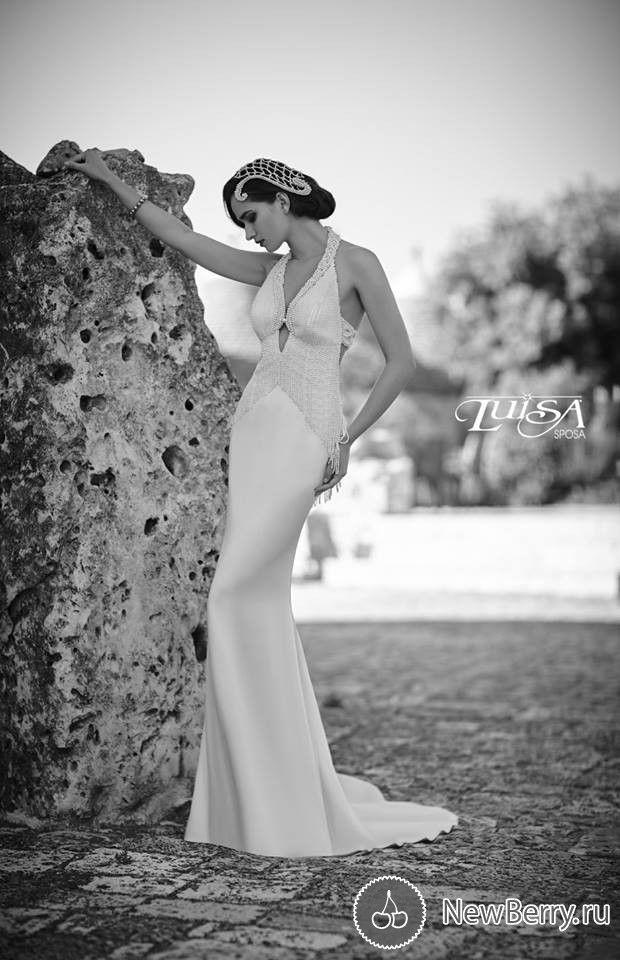 Luisa sposa свадебные платья