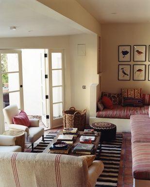 Interiors: Hollywood Hills   Nathan Turner