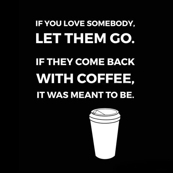 A brief love story for your Monday morning. . . . #mondaymotivation #coffee #caffeine #coffeebeans #espresso #mocha #latte #cheers #drinkup #morning #wakeup #addicted #espressobeans #blackcoffee #weekday #work #goodmorning #funnycauseitstrue #coffeefunny #monday #motivationmonday #moralsupport #lovestory #relationshipstatus #itscomplicated