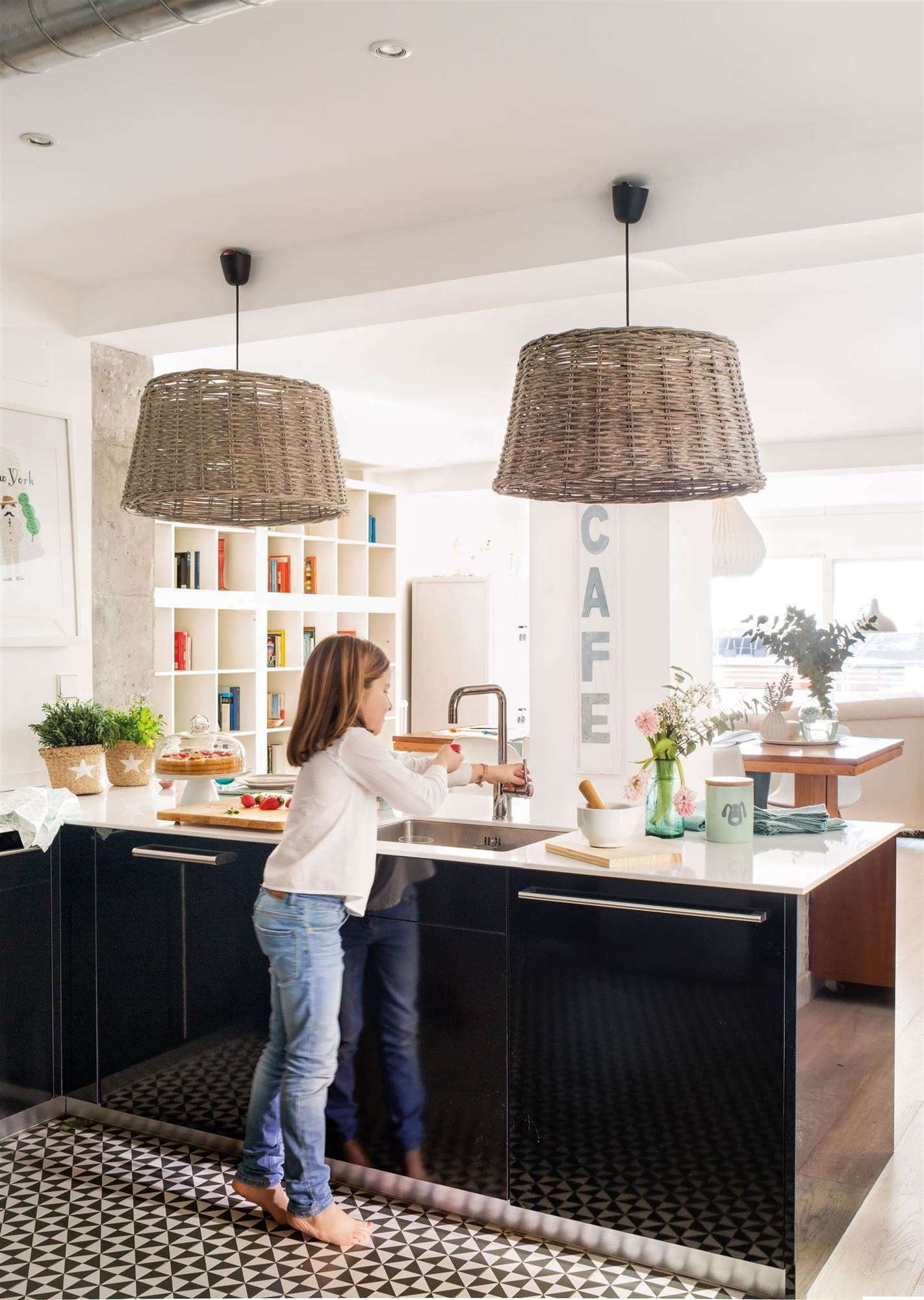Cocina abierta o cerrada   Ideas para el hogar   Pinterest   Cocinas ...