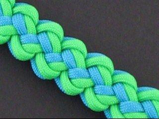 Thick Zipper Sinnet Paracord Bracelets Paracord Knots Paracord Diy