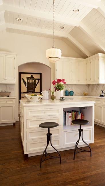 Modern ways to make your kitchen decor glamorous houses design interior also rh pinterest