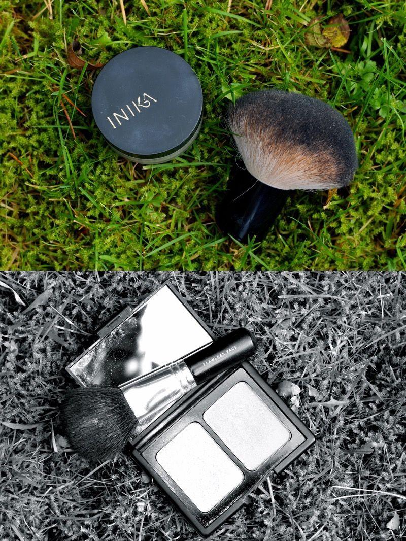 LÖYTÖ / Minimoipeli, Syyskuun viimeinen viikko- minimalistin meikkipussi, ihonhoito, muutama suosikki ja kiitos