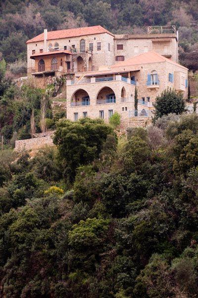 House Beautiful Large Living Rooms: LEBANON, A BEAUTIFUL LARGE HOME