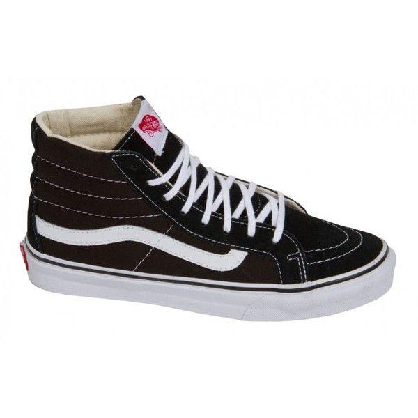 Vans Sk8 Hi-Slim Shoes   Vans sk8 hi