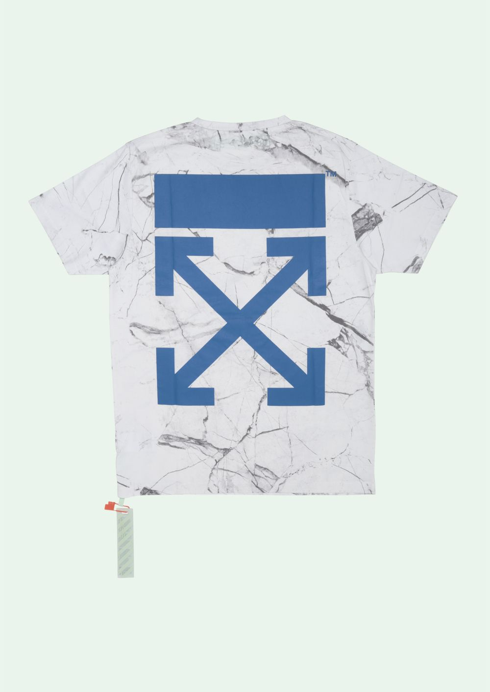 Best Cheap Rep Off White Diag Spray Tee Sold Out For Sale With
