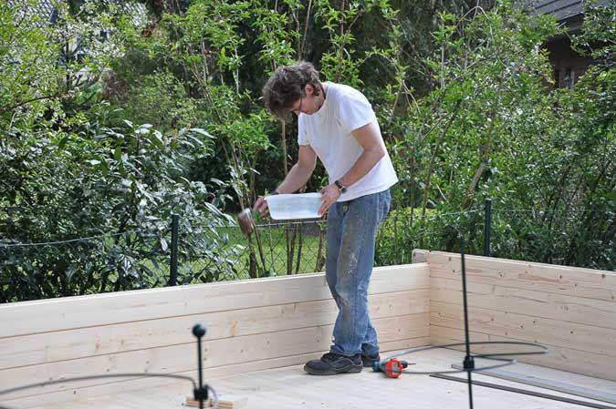 Pin auf Gartenhaus