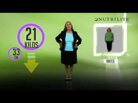 Plan para bajar de peso con amway