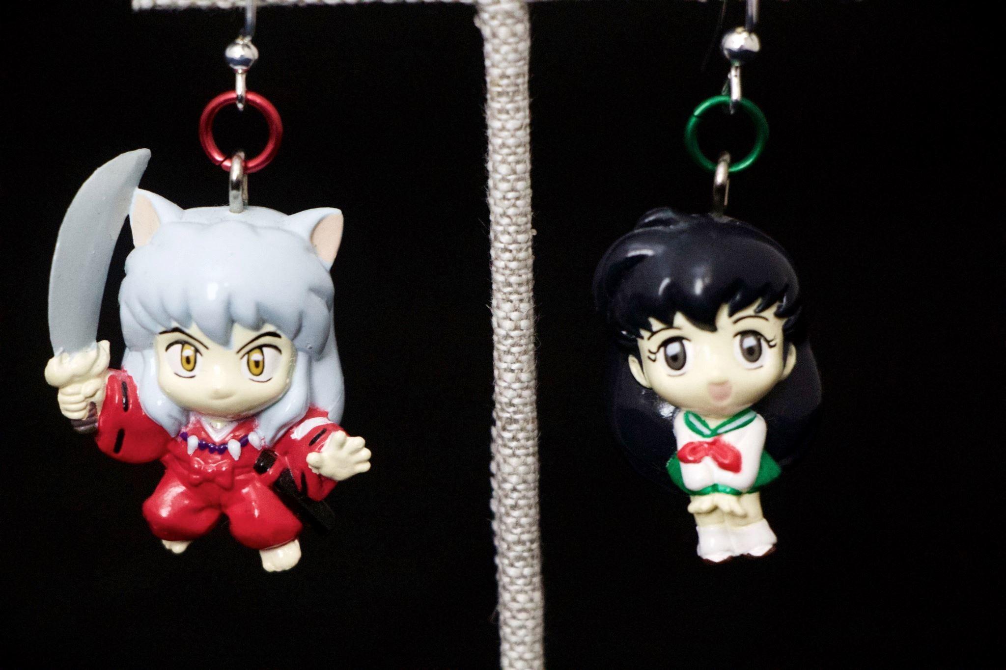 44++ Anime character wearing earrings ideas in 2021