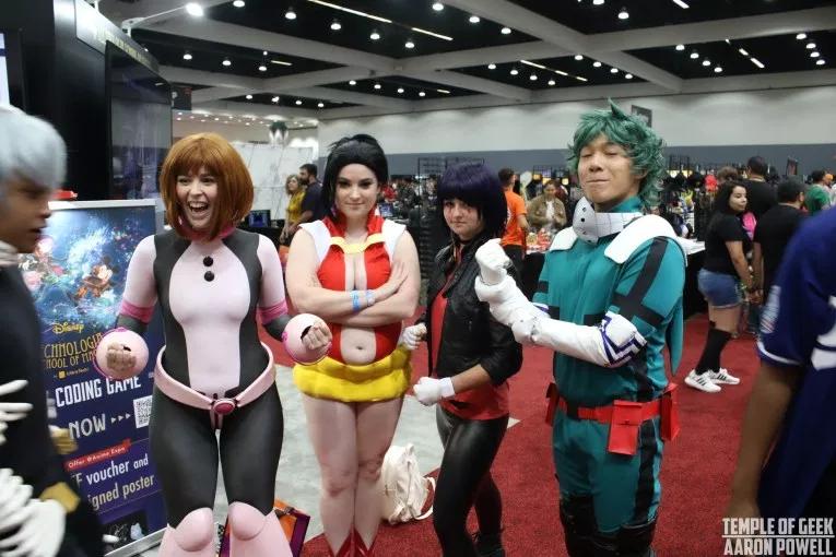 Even More Cosplay Photos From Anime Expo 2019 Anime Expo
