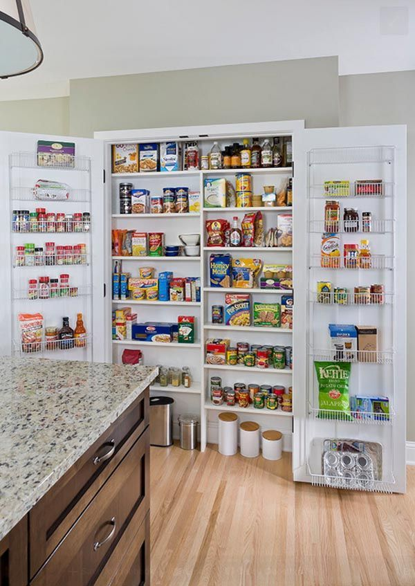 Found On Google From Pinterest  New Home  Pinterest Fascinating Kitchen Pantry Designs Decorating Design