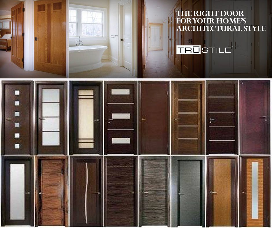 Dedicated To The Highest Level Of Design And Quality Trustile Doors Blend The Latest Technology With Wood Doors Interior Internal Wooden Doors Doors Interior