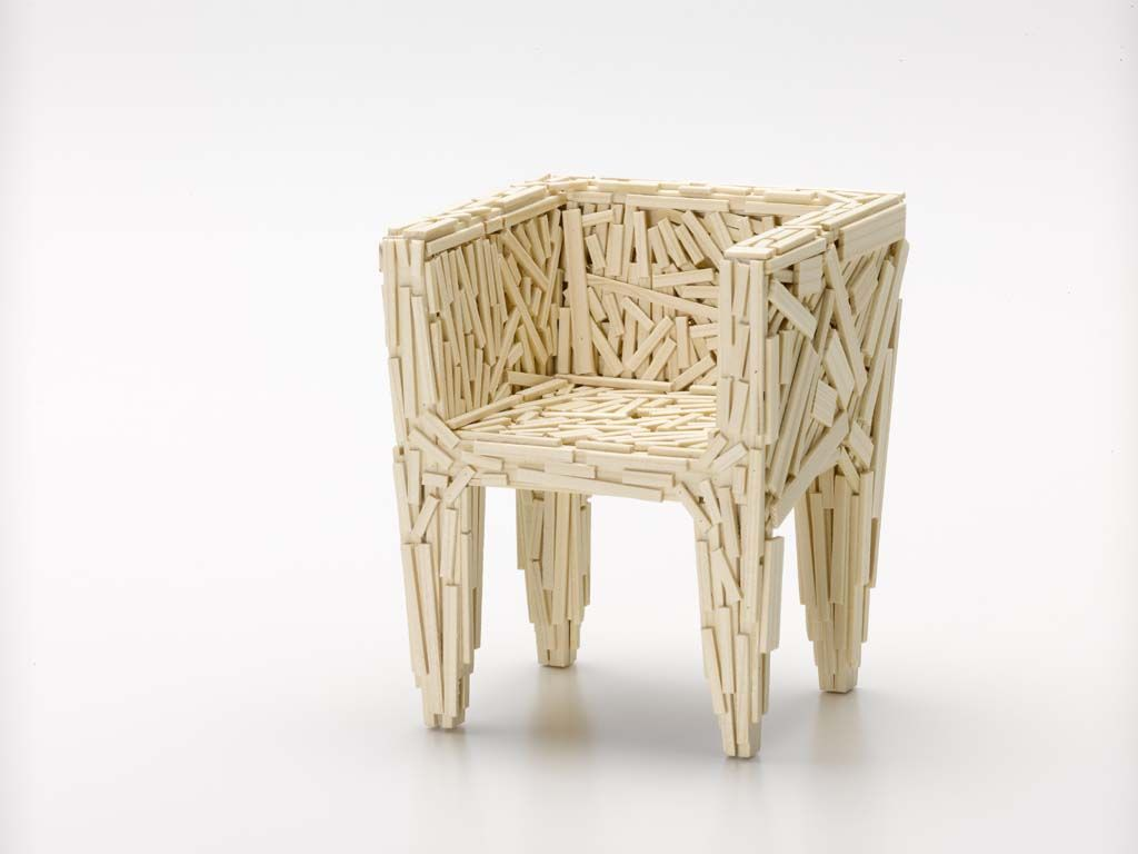 campana brothers favela chair high for dolls product design pinterest