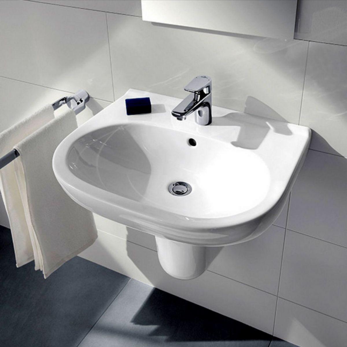Villeroy Boch O Novo Bathroom Sink Wash Basin Shower Room Sink