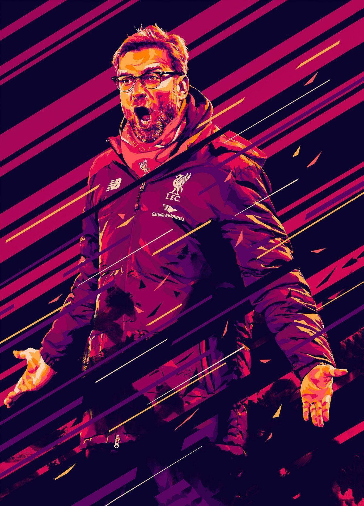 Jurgen Klopp Wallpaper (com imagens) | Futebol ...