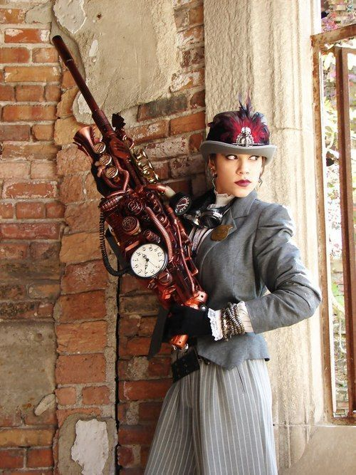 Eclecticity: E.s Guide To Steampunk