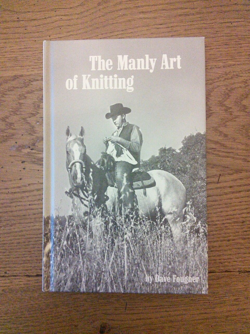 If you have just started knitting and are looking for a helpful guide make it this one. The manly art of knitting is the only one I've read
