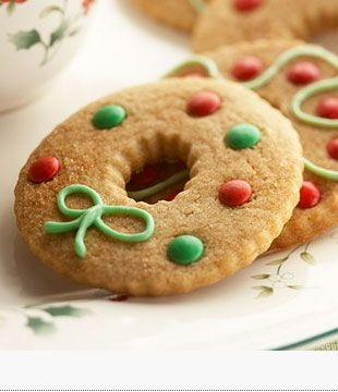 Easy Simple Christmas Cookie Recipes