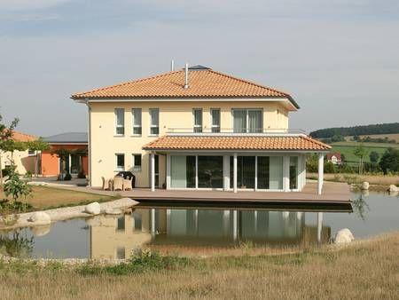 Mediterrane Häuser Südlicher Charme Inspiration Häuser