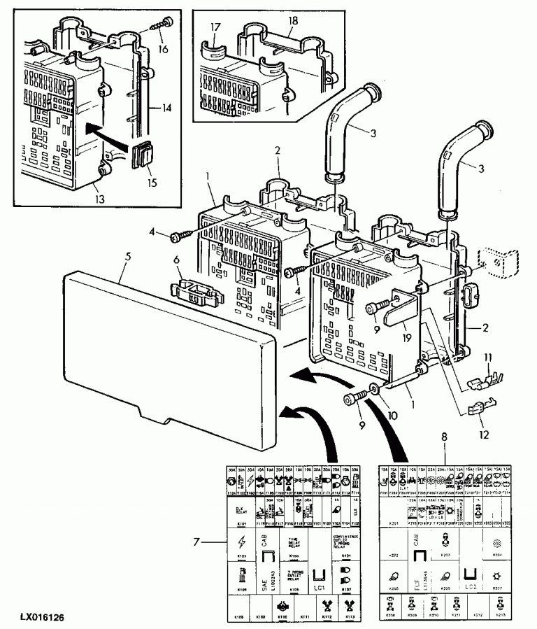 John Deere 4020 Starter Wiring Diagram