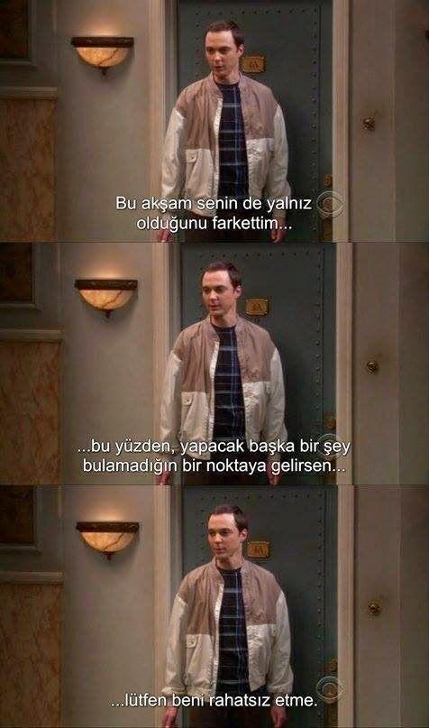 The Big Bang Theory'den en iyi replikleri hatırladık