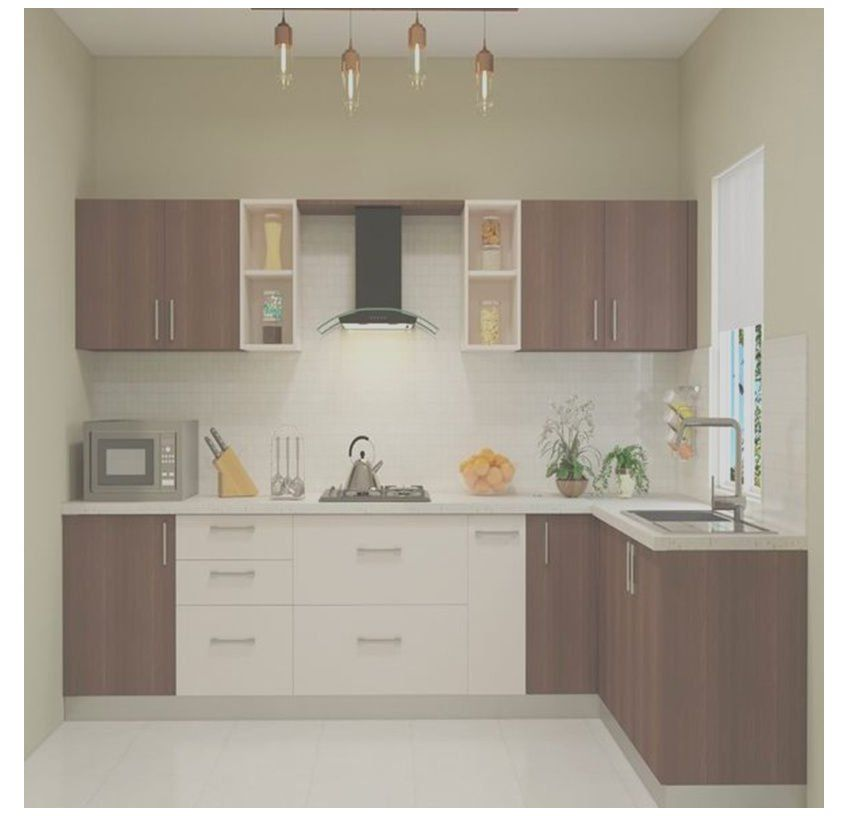 Kitchen Interior Design Modern, L Type Kitchen Cabinet Design