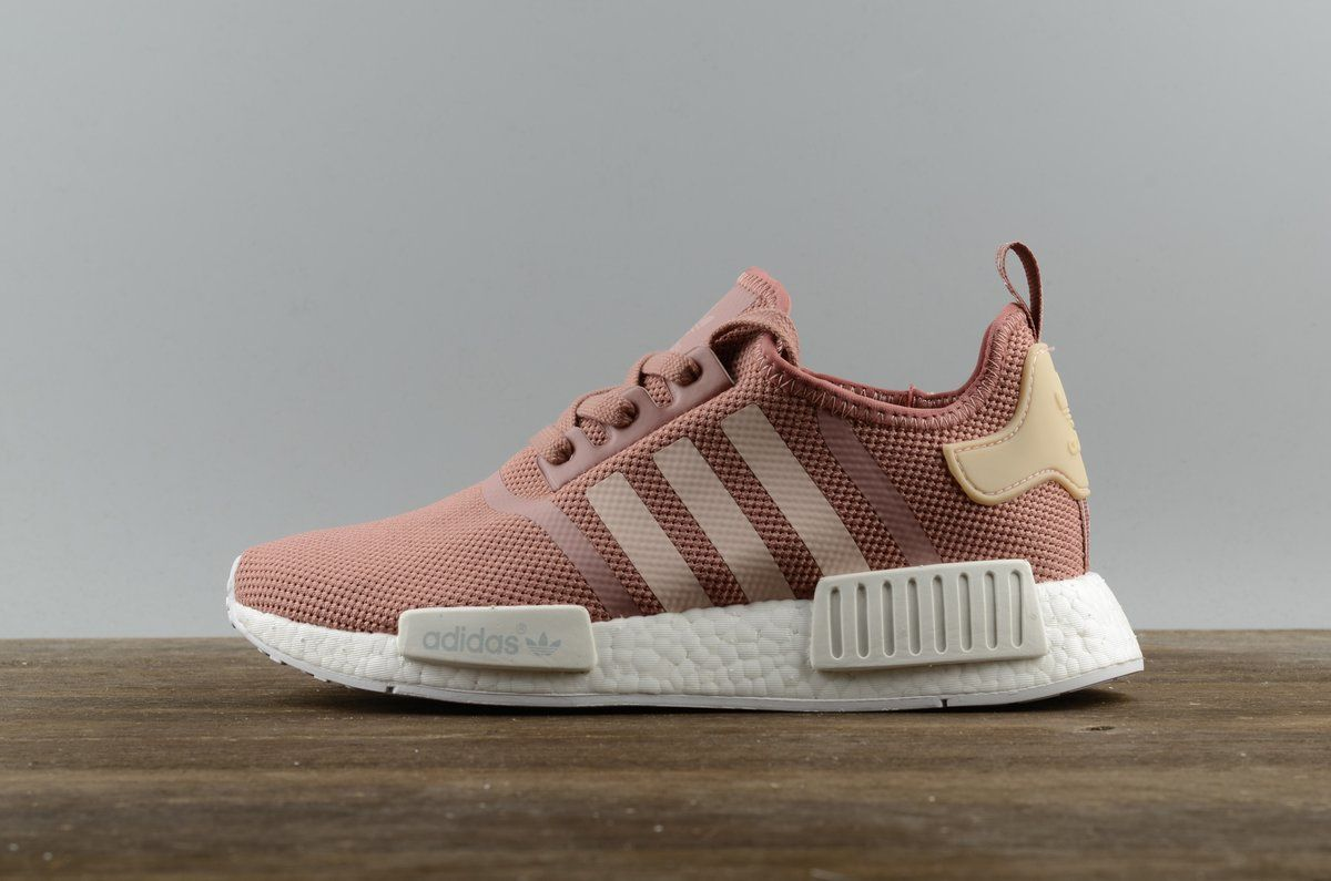 Pink Peach Vapour S76006 R1 Nmd Raw Women's Adidas Wmns HR1x8Yq