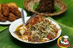 Resep Lontong Balap Sederhana Segar Dan Enak Resep Lontong Balap Masakan Indonesia Makanan Makan Malam