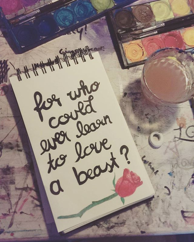 For Who Could Ever Learn To Love A Beast Beautyandthebeast Beauty