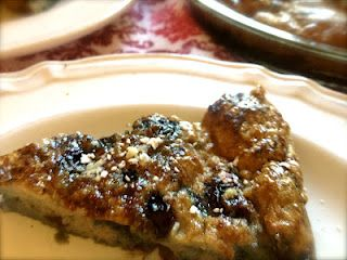 Paleo Blueberry Breakfast Clafouti