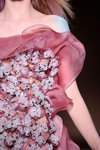 So romantic Valentino couture dress