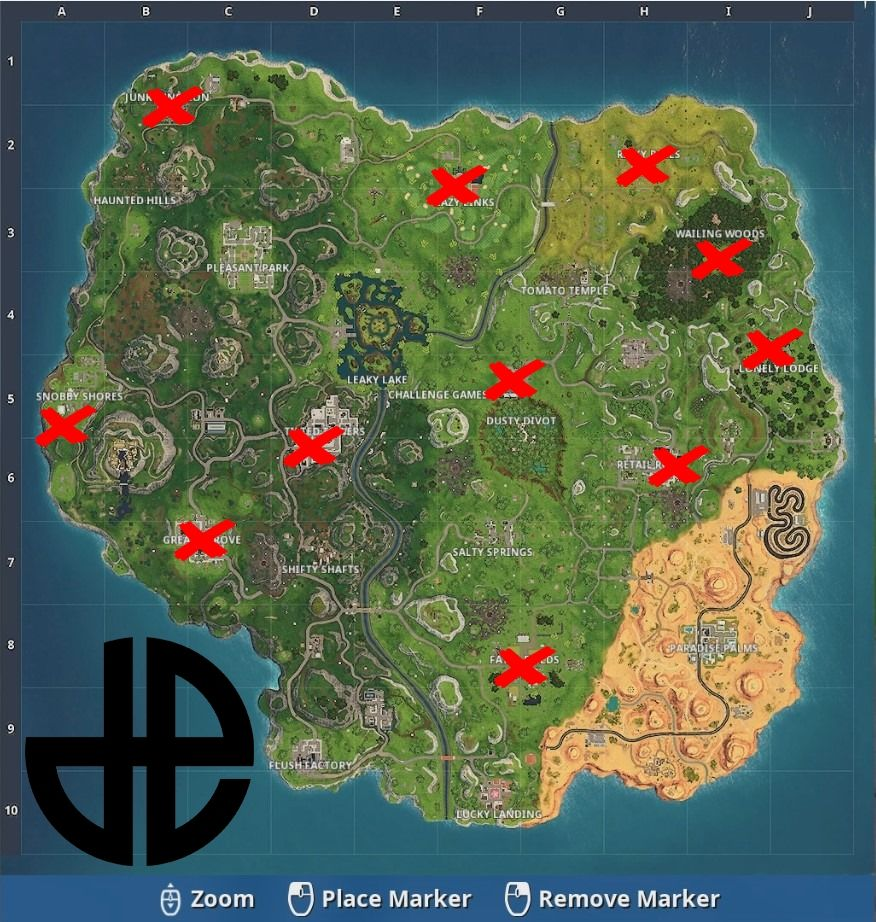 how to find a in-game fortnite order id