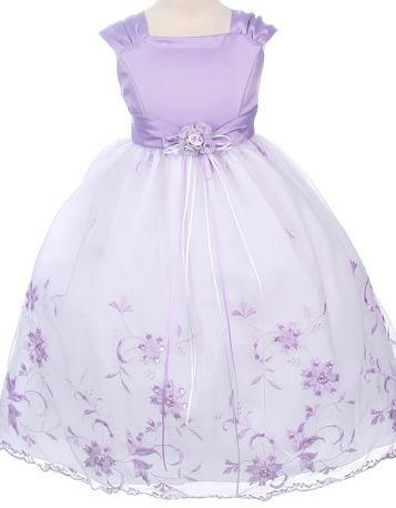 Lilac dress vestidos nia pinterest flower girl dresses girls lilac dress lilac dress lavender flower girl mightylinksfo