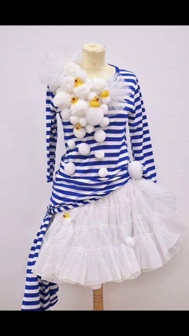 Costume Bathtub Vestiti Carnevale Pinterest Kostume Karneval