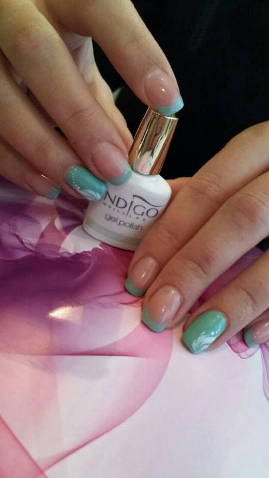 Summer Mint   indigo labs nails veneto