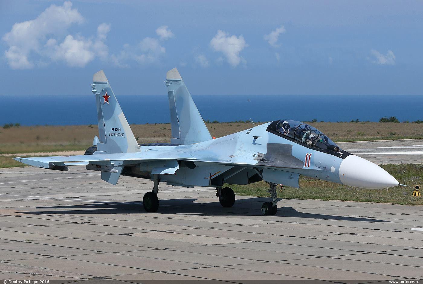 SU30SM FlankerC Planes Sukhoi Su30 FlankerC