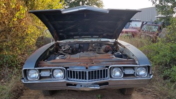 1968 Oldsmobile Cutlass parts for sale ^^ see listing on