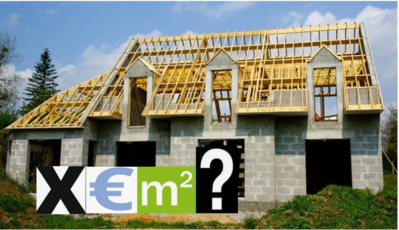 Quel Est Le Prix Au M2 D Une Maison Neuve En 2020 Construction Maison Neuve Construction Maison Maisons Neuves