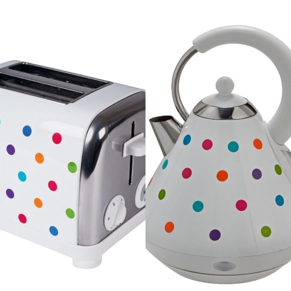 Kettle Toaster Argos Pretty And Girly Appliances Kitchen