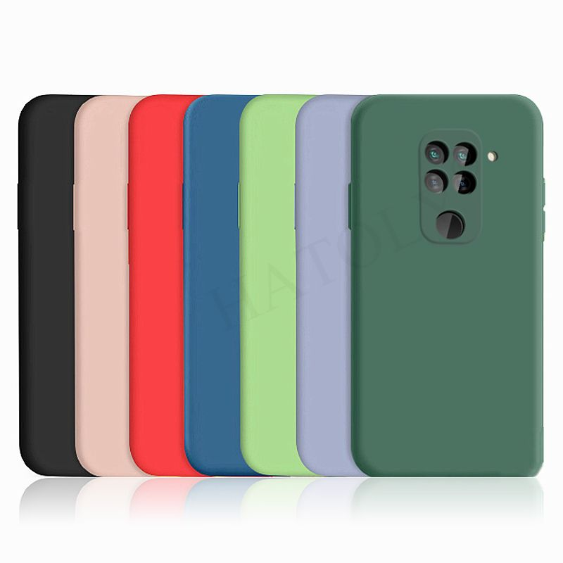 For Xiaomi Redmi Note 9s 9 Pro Case Cover Mi Note 10 Lite Pro Liquid Silicone Soft Tpu Bumper Phone Back Case Redmi Note 9 10x Note 9 Xiaomi Case