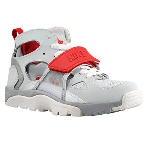 Para llevar deseable inyectar  nike air trainer huarache - pure/white-wolf grey-university red > Factory  Store