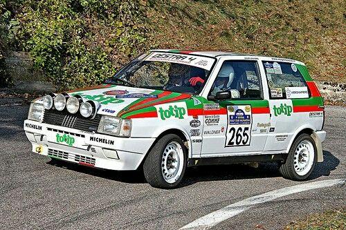 Fiat Uno Turbo Gr A Fase2 Venta De Coches De Competicion Del Resto
